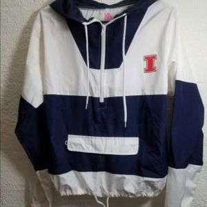 Illini windbreaker